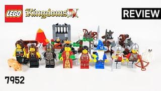 레고 7952 킹덤 크리스마스 캘린더(LEGO Kingdoms Advent Calendar)  리뷰_Review_레고매니아_LEGO Mania