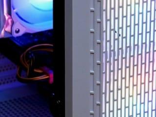 컴이지 킹덤 클라시코 RGB 메쉬 강화유리 컴퓨터 케이스