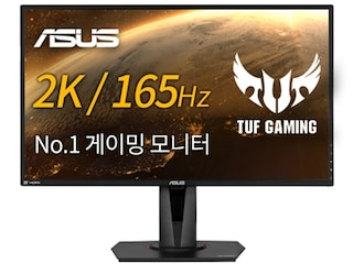 ASUS코리아, ASUS ELMB Sync 기술 탑재 TUF 게이밍 모니터 출시
