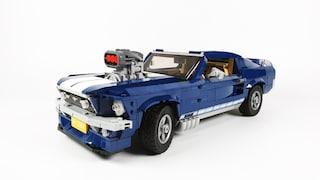 [레고 10265] 포드 머스탱(Ford Mustang)