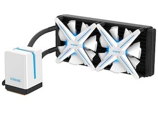 ITGLOBIS, 뛰어난 튜닝 효과의 일체형 수냉쿨러 'XTREME X360/X240/X120 화이트' 출시