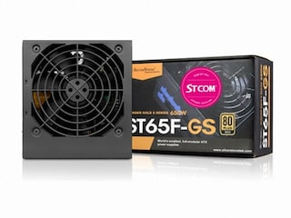 STCOM, RTX Super에 적합한 '실버스톤 Strider ST65F-GS STCOM' 파워 출시