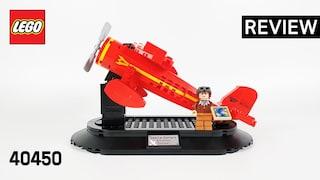 레고 프로모션 40450 어밀리아 에어하트에 대한 헌사(Promotion Amelia Earhart Tribute)  리뷰_Review_레고매니아_LEGO Mania