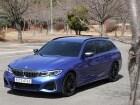 [영상시승] 모든 상황에 맞는 차, BMW M340i 투어링 xDrive