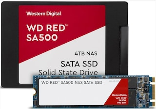 Western Digital WD Red SA500 SSD 국내 출시