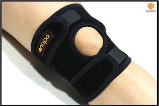 헬스안아파 네오플랜 자기 무릎보호대 강한 자력을 통한 근육통증 완화 사용기
