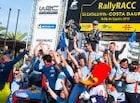 현대자동차 월드랠리팀, 한국팀 사상 최초 WRC 종합 우승 달성