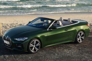 BMW 이달 출시 앞두고 신형 4시리즈 컨버터블 추가 인증