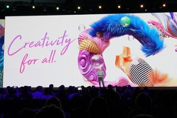 어도비, 인공지능과 기술로 '모두를 위한 창의성' 제공한다