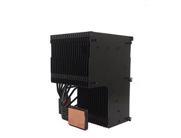 CPU와 GPU를 모두 지원하는 대형 팬리스 쿨러 등장, 무게가 약 3킬로그램?