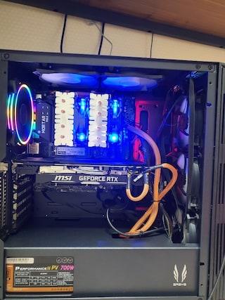 MSI 지포스 RTX 2070 SUPER 벤투스 OC 8GB 사용기