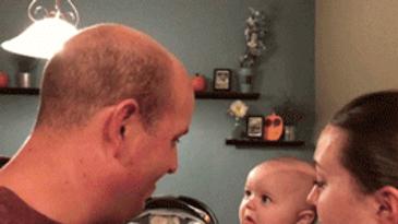 질투하는 아기