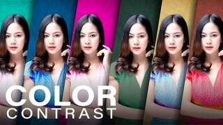 [미리보기 버전] 색채학 특강, 사진에서 색은 대비로 말할 수 있다.