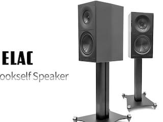 진화하고 있는 새로운 ELAC 사운드의 중심 모델 Elac Adante AS-61 Bookself Speaker
