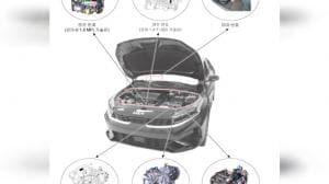 기아 신형 K3 작업 매뉴얼로 디자인 유출