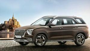 현대차 알카사르 공식 데뷔, 인도 부유층 겨냥한 7인승 SUV