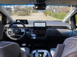 [오토포토] 우주선? 현대차 미니밴