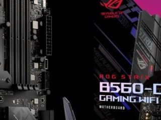 인텔 11세대 CPU 동반자 ASUS ROG STRIX B560-G GAMING WIFI 사용기