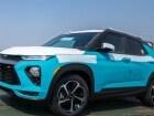 쉐보레 트레일블레이저, 올해 1분기 미국 소형 SUV 판매 2위