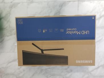 삼성 U32R590 32인치 커브드 UHD 4K 모니터 사용기