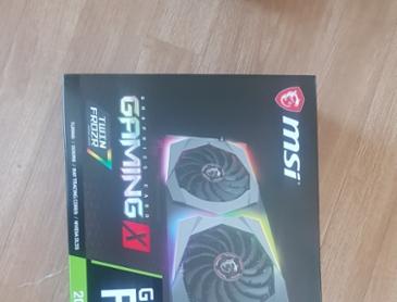MSI 지포스 RTX 2070 SUPER 게이밍 X D6 8GB 트윈프로져7 사용기