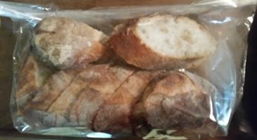 식사빵으로 즐기는 간식