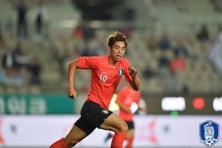 [2019 두바이컵] 대한민국 U-22 남자대표팀 김학범호, 바레인에 3대 0 완승후. 오늘  20시 45분 UAE 두바이에 위치한 샤밥 알-아흘리 스타디움에서.한국 : 이라크 경기가