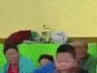 어린이 몽고 씨름 대회