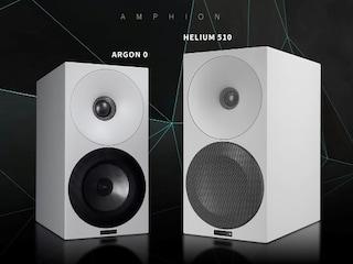 혼 진동판이 내주는 SOUL(혼)이 깃든 사운드 - Amphion Argon 0 & Helium 510 스피커