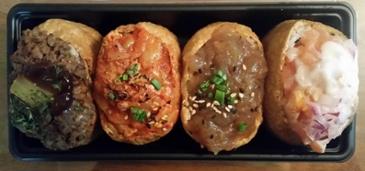 [먹거리 소개# 218] 도제 유부초밥