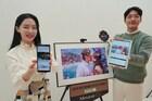 3만 여점의 명화를 가정에서 즐길 수 있는 월드 와이드 갤러리 투어 디지털 캔버스, 넷기어 뮤럴 캔버스 II  국내 출시 발표회