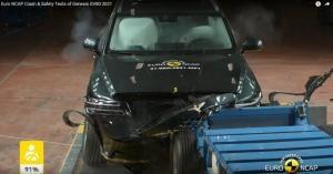 제네시스 G80ㆍGV80 유로 NCAP 별 다섯개, 상륙전 유럽 공략 청신호
