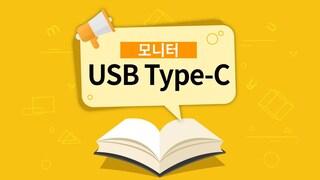 모니터의 USB Type C란? [용어설명]