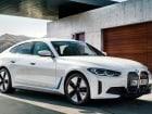 BMW, i4 eDrive40과 i4 M50 공개