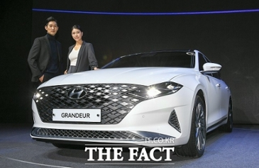 [TF CAR] '더 뉴 그랜저' 신차 발표…김풍, 형이 왜 여기서 나와?