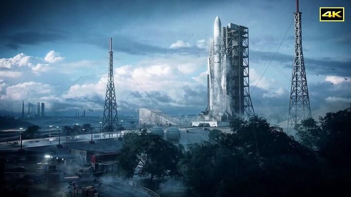 이번엔 한국이다! '배틀필드 6' 최초 공개 트레일러 4K (배틀필드 2042)