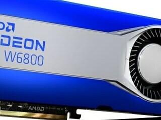 AMD, 워크스테이션용 라데온 프로 W6000 공개