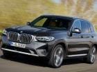 BMW, X3/X4 부분 변경 모델 공개