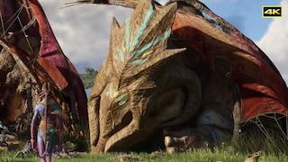 유비소프트 신작 '아바타: 프론티어 오브 판도라' 최초 공개 트레일러 4K