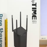 ipTIME 와이파이6 공유기 신모델 AX8004M 사용해보다!