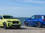 BMW, X3M/X4M 컴페티션 부분 변경 모델 유럽 출시