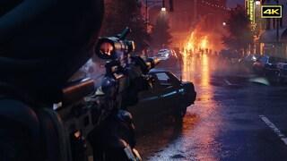 디스아너드 개발사 신작 '레드 폴' 최초 공개 트레일러 4K (한글 자막) E3 2021