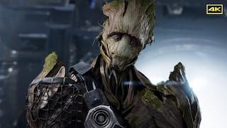 '가디언즈 오브 갤럭시' 최초 공개 트레일러 4K (한글 자막) E3 2021
