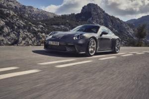 포르쉐, 신형 911 GT3 투어링 패키지 공개