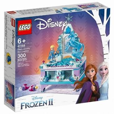 5,210원 내린 레고 디즈니 겨울왕국2 엘사의 보석상자 (41168) (정품) [급락뉴스]
