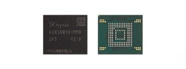 SK하이닉스 128단 낸드 탑재된 5G 스마트폰 나옵니다.