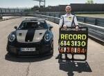 포르쉐 AG, 911 GT2 RS로 뉘르부르크링 랩 타임 신기록 달성