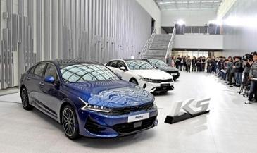 기아자동차, 신형 K5 사전계약 개시…가격은 2351만원부터