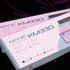 사무실에서 인싸가 될 수 있는 타이퍼를 위한 마이크로닉스의 제안, 무소음 마닉 KM330 무선(와이어리스) 키보드 마우스 세트