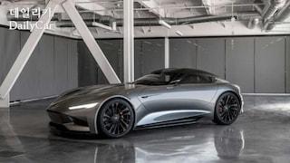 카르마가 공개한 전기차 'SC2 콘셉트' 공개..제로백 1.9초!